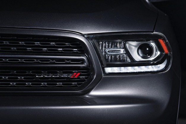 2014 Dodge Durango teased again just before New York debut