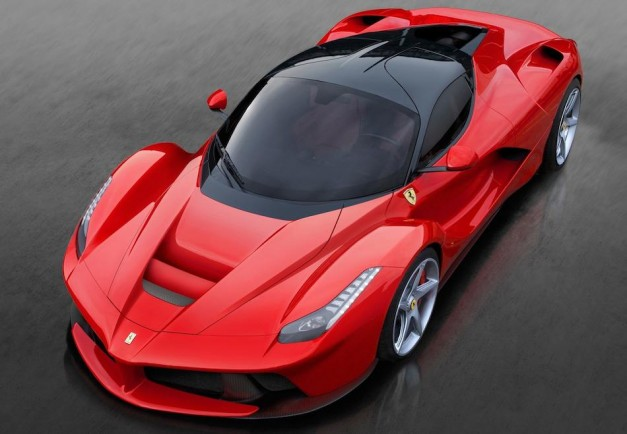Report: Ferrari is already working on a successor to the LaFerrari