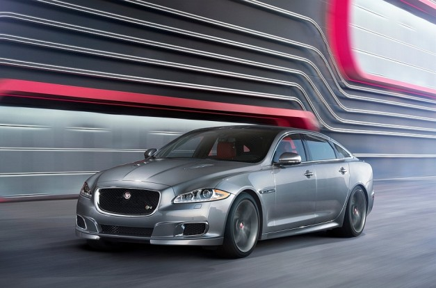 2013 New York: Jaguar unveils 2014 XJR performance sedan on the Interwebs ahead of New York floor debut w/ video [UPDATE]