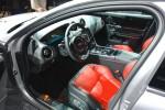 2014 Jaguar XJR NYIAS Driver Seat