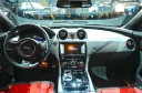 2014 Jaguar XJR NYIAS Front Dashboard