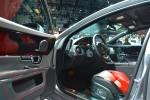 2014 Jaguar XJR NYIAS Front Interior