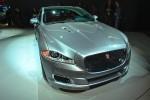 2014 Jaguar XJR NYIAS Front Profile