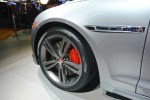 2014 Jaguar XJR NYIAS Wheel Detail