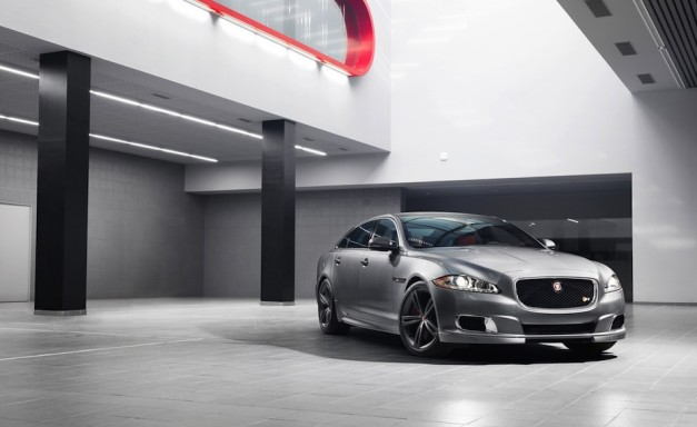 Jaguar teases new XJR ahead of NY debut, to be the most focused, agile, and responsive XJ ever made