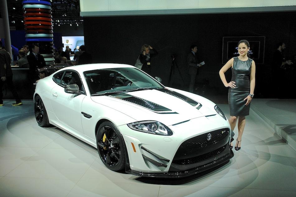 2014 Jaguar XKR-S GT NYIAS