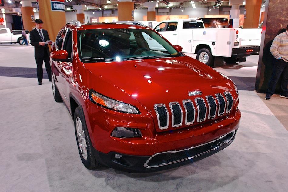 2014 Jeep Cherokee NYIAS
