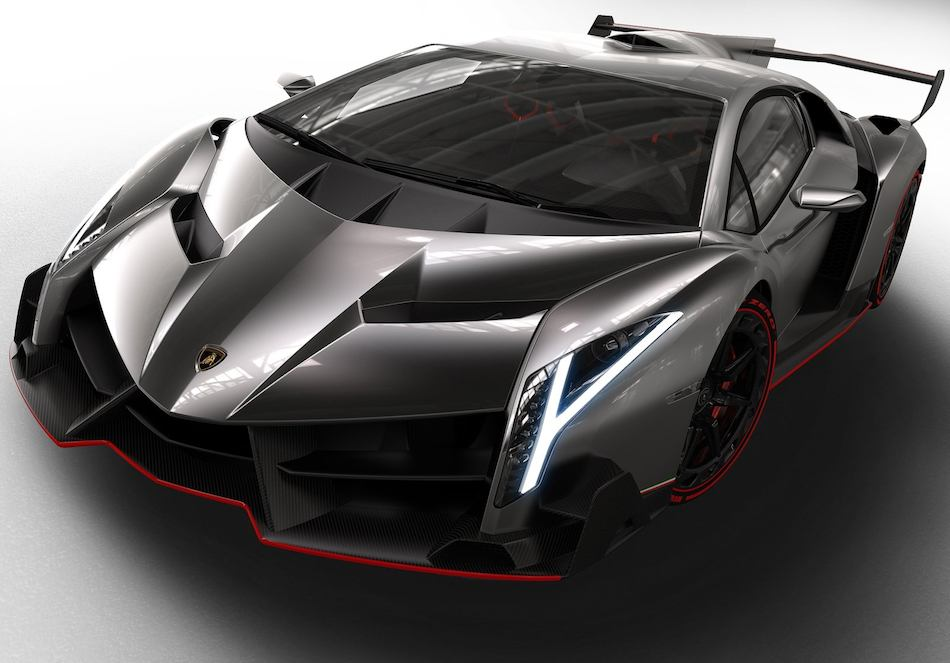 Red cars race cars italian cars wallpapers hd desktop and mobile - 2014 Lamborghini Veneno Front 3 4 Left Egmcartech