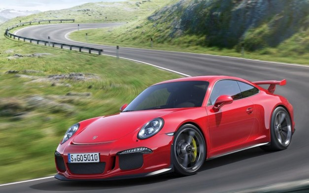 Report: #SaveTheManuals! Porsche to offer next 911 GT3 with manual option