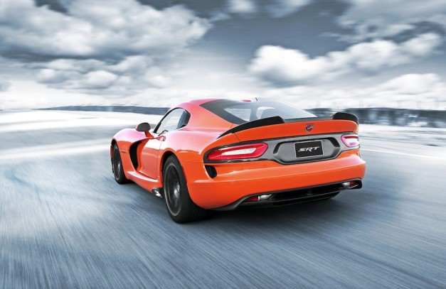 Chrysler's SRT department unveils the more track focused 2014 Viper Time Attack package