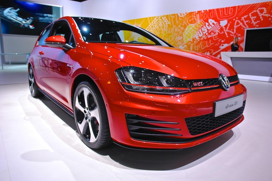 Volkswagen Golf 2014 Red 2014 Volkswagen Golf Gti Nyias