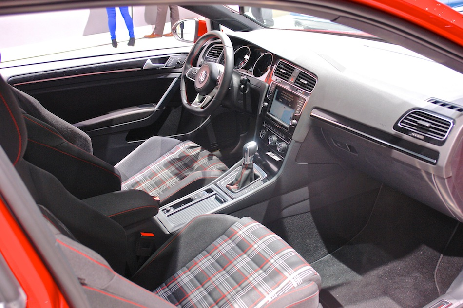 Volkswagen Golf Gti Interior 2014 2014 Volkswagen Golf Gti Nyias