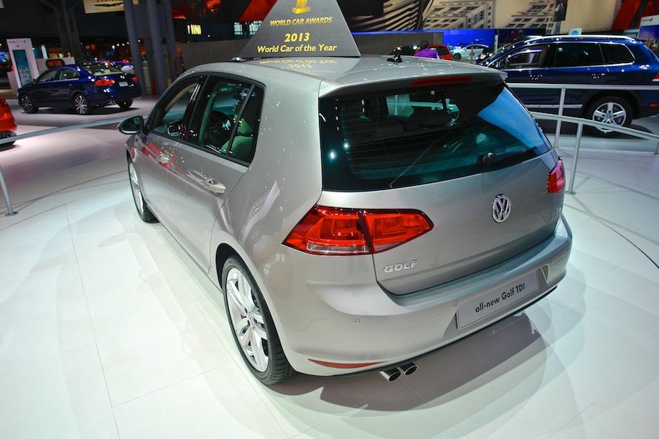 Volkswagen Golf 2014 2014 Volkswagen Golf Tdi Nyias
