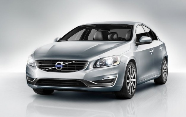 Volvo bombards us with a completely new face for nearly its entire lineup
