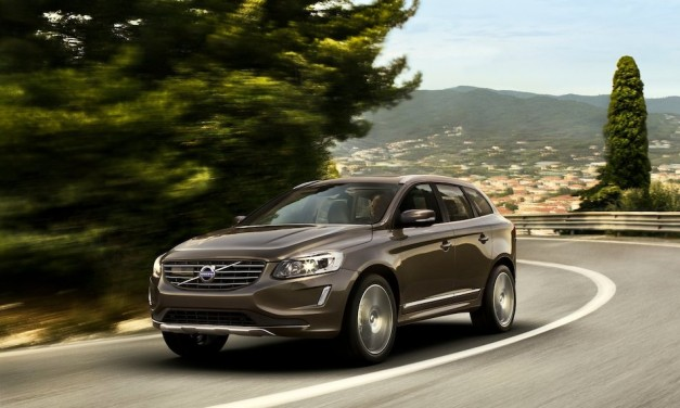 Volvo announces pricing for many of its 2014 models