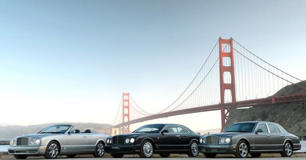 Report: Bentley mulling the possibility of expanding Mulsanne lineup, could include convertible