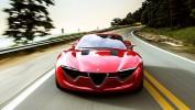 2013 Alfa Romeo 6C Coupe Concept