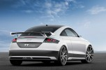 2013 Audi TT Ultra Quattro Concept Rear 3-4 Right