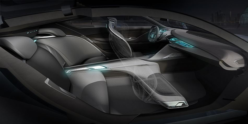 2013 buick riviera concept interior sketches egmcartech. Black Bedroom Furniture Sets. Home Design Ideas