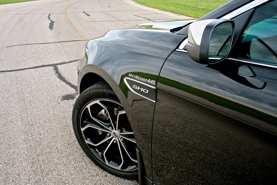 2014 ford taurus sho performance package autos post. Black Bedroom Furniture Sets. Home Design Ideas
