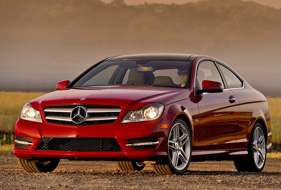 2012 Mercedes Benz C Class Coupe | New Cars 2015