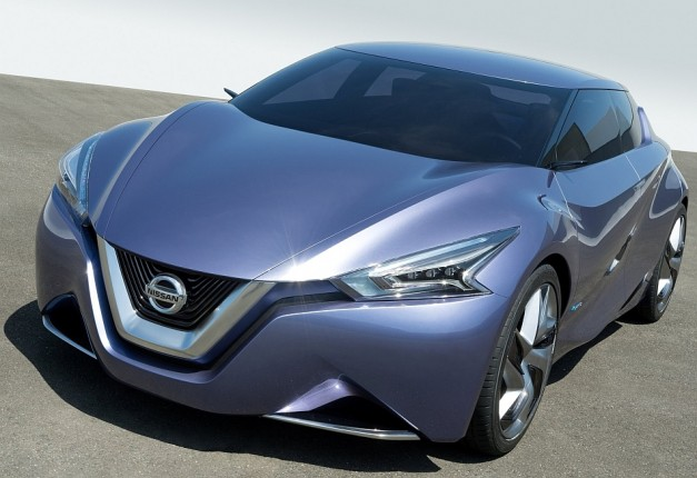 2013 Shanghai: Nissan unveils their take on a hip city runabout for the younger generation in China