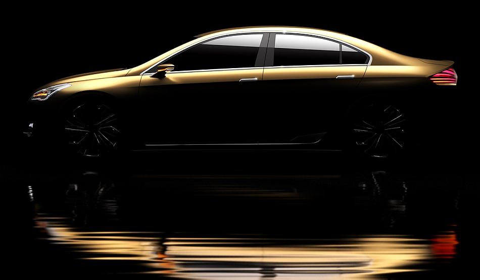 2013 Suzuki Authentics Concept Front