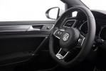 2013 Volkswagen Golf R-Line Package Steering Wheel