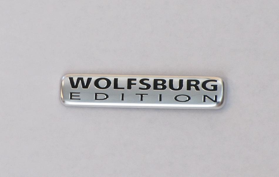 2013 Volkswagen Wolfsburg Edition Logo
