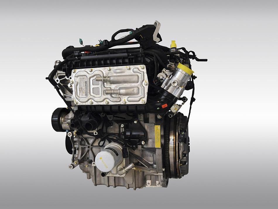 2014 Ford EcoBoost Four Cylinder