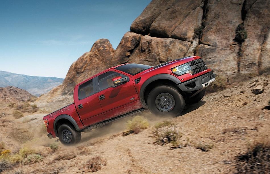 2014 Ford F150 SVT Raptor Special Edition