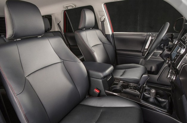 2014 Toyota 4Runner Interior Front Seats