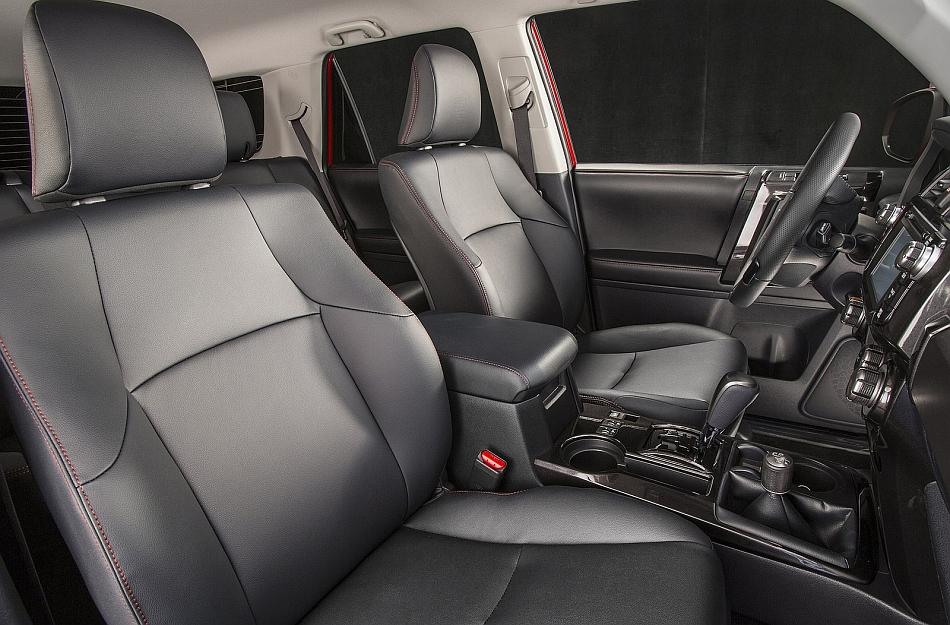 2014 toyota 4runner interior front seats egmcartech. Black Bedroom Furniture Sets. Home Design Ideas