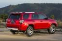 2014 Toyota 4Runner Rear 3-4 Right