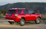2014 Toyota 4Runner Rear 3-4 Right