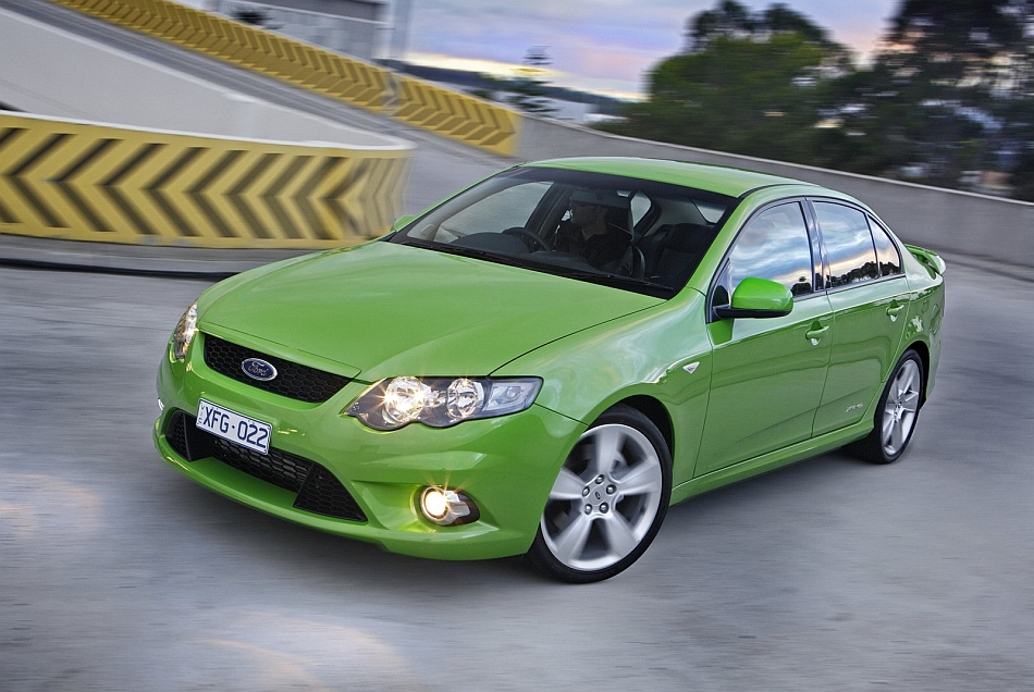 2008 Ford Falcon XR6