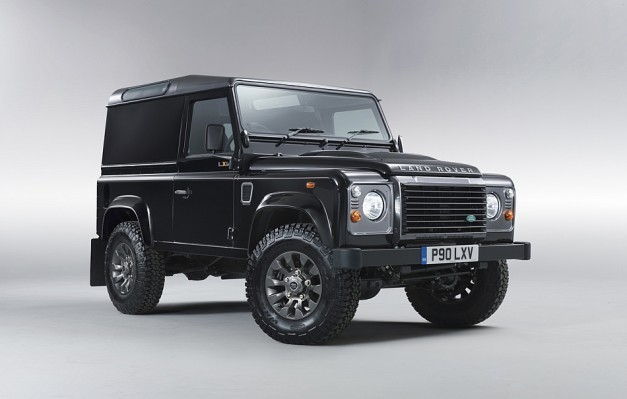 Land Rover introduces Defender LXV to celebrate the brand's 65 years of technology and innovation