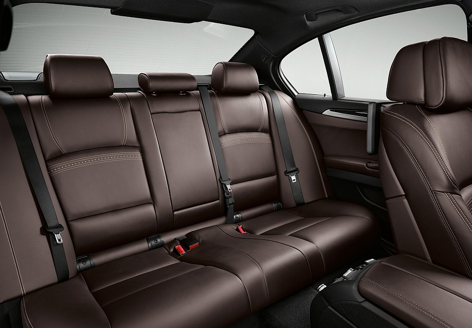 2014 Bmw 5 Series Rear Seats Egmcartech