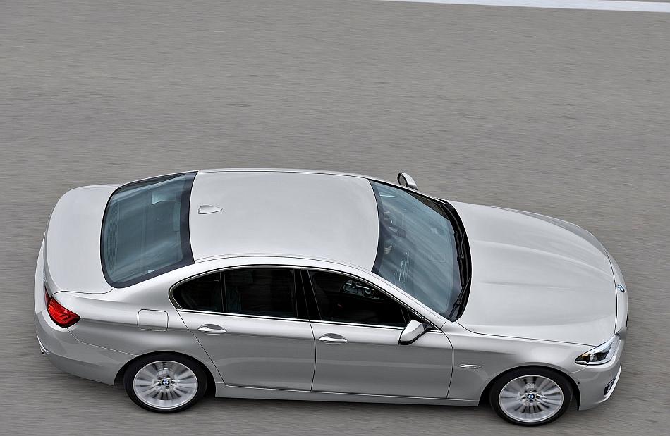 2014 Bmw 535 D Review Autos Weblog