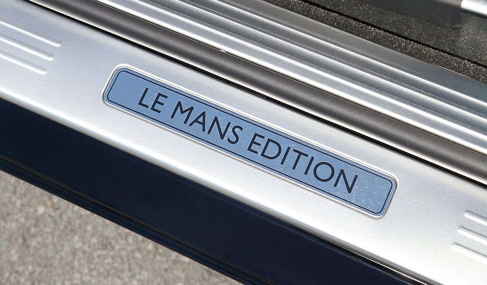 2014 Bentley Continental GT Le Mans Limited Edition Kick Plates ...