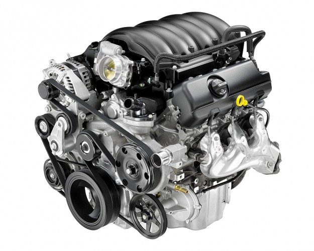 General Motors unveils new 4.3L EcoTec V6 for 2014 GMC Sierra, promises best-in-segment towing