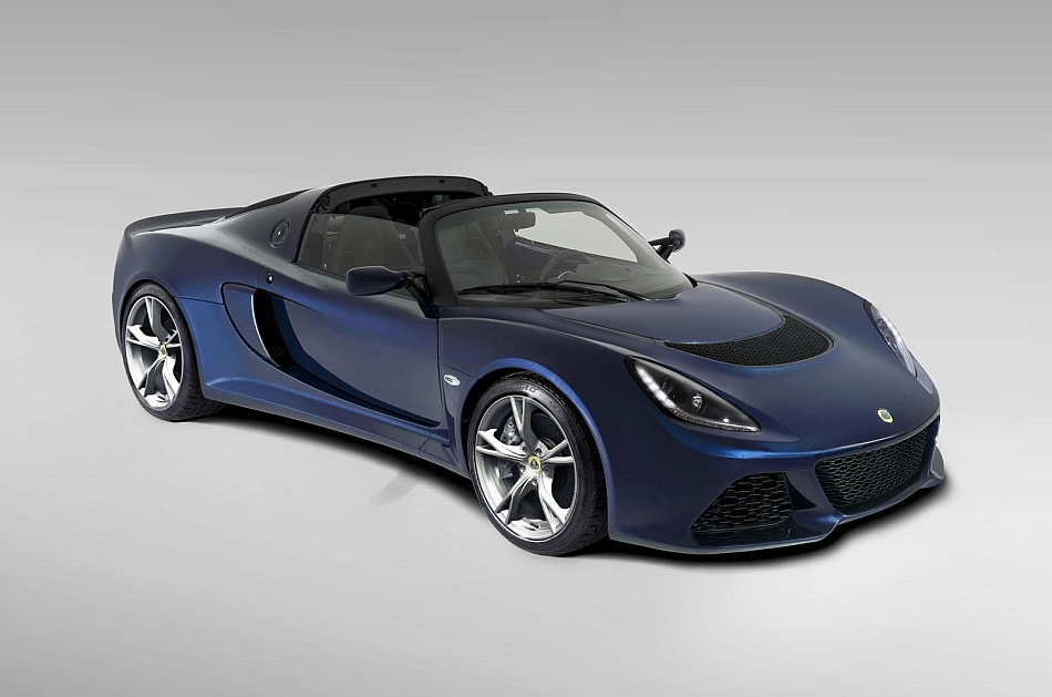 2014 Lotus Exige S V6 Front 7-8 Right
