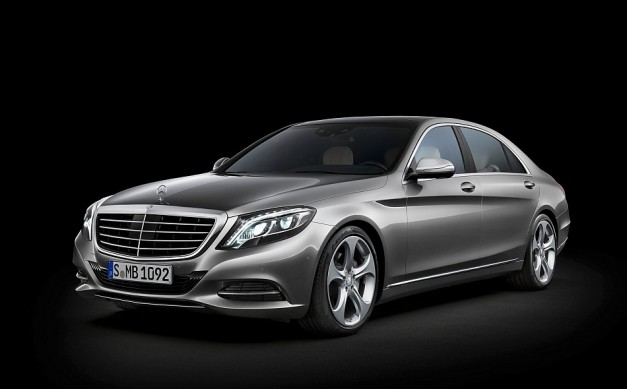 Mercedes-Benz unveils the all-new 2014 S-Class flagship in Hamburg