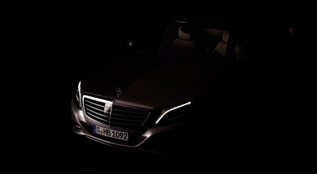 Video: Mercedes-Benz teases S-Class once again ahead of its debut in Hamburg