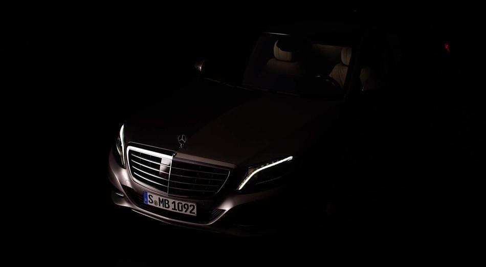 2014 Mercedes-Benz S-Class Video Teaser