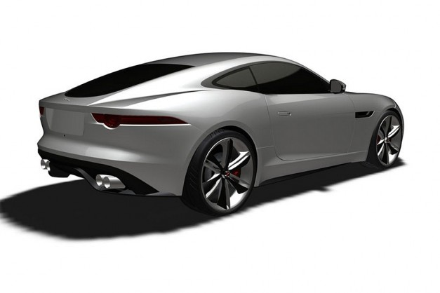 Report: Jaguar confirms patent pictures of supposed F-Type Coupe are just C-X16 Concept pictures