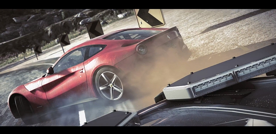 Need For Speed Rivals 2013 Teaser
