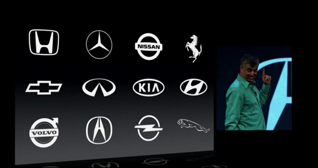 Video: Apple reveals iOS for the Car, slew of automakers already confirmed for integration