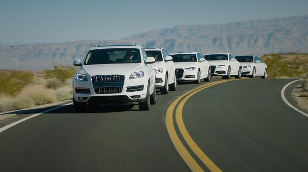 Audi releases pricing and fuel economy ratings for its new line of TDI models for the 2014 model year