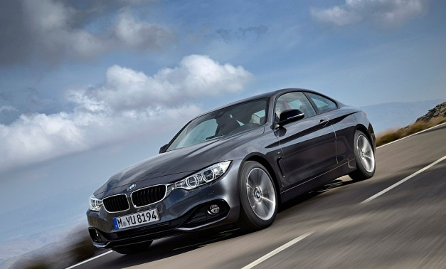 2014 BMW 4 Series Coupe Image.